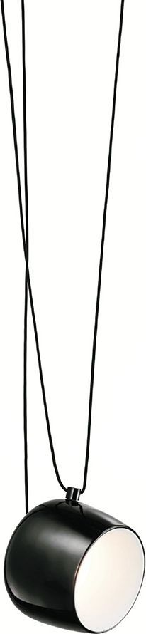 Lampa wisząca King Home Eye nowoczesna retro minimalistyczna czarny  (5900168814653) 1