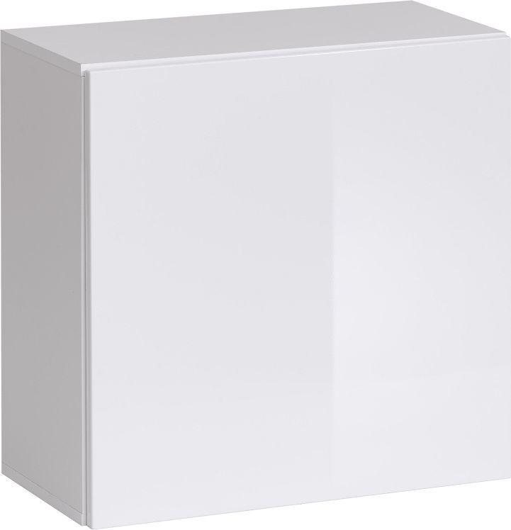 ASM Meble Szafka wisząca switch sw 3 biały połysk (26 WW SW SW 3) - 31803 1