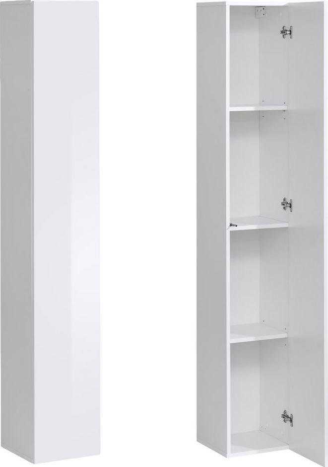 ASM Meble Szafka/witryna wisząca duża switch sw 1 biały połysk (26 WW SW SW 1) - 31764 1