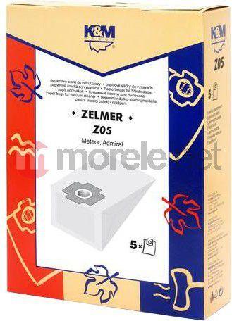 Worek do odkurzacza K&M ZELMER Z05 (5) 1