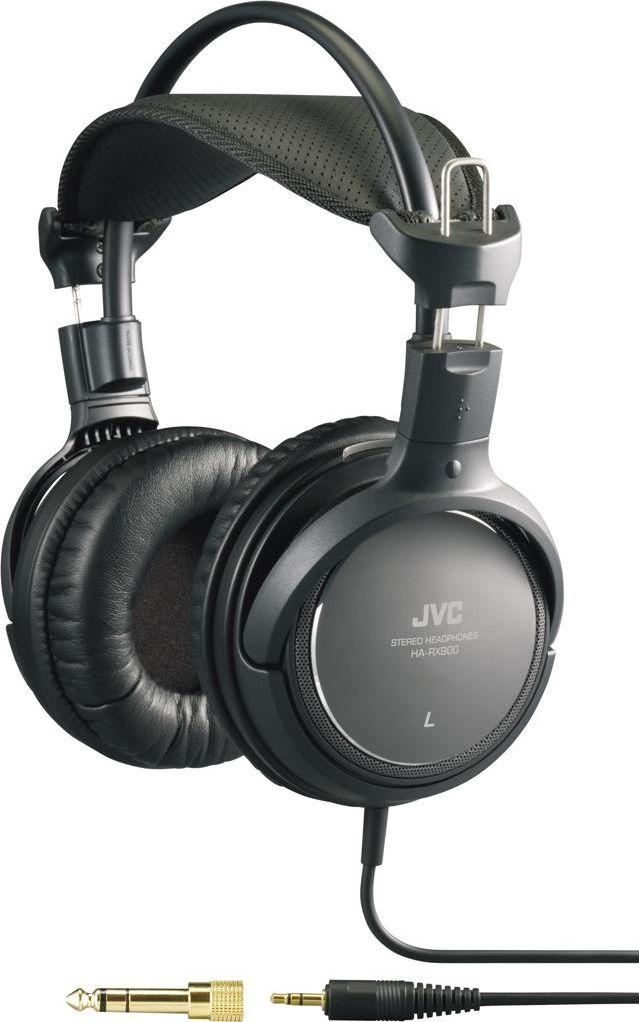 Słuchawki JVC HA-RX900 (HA-RX900-E) 1