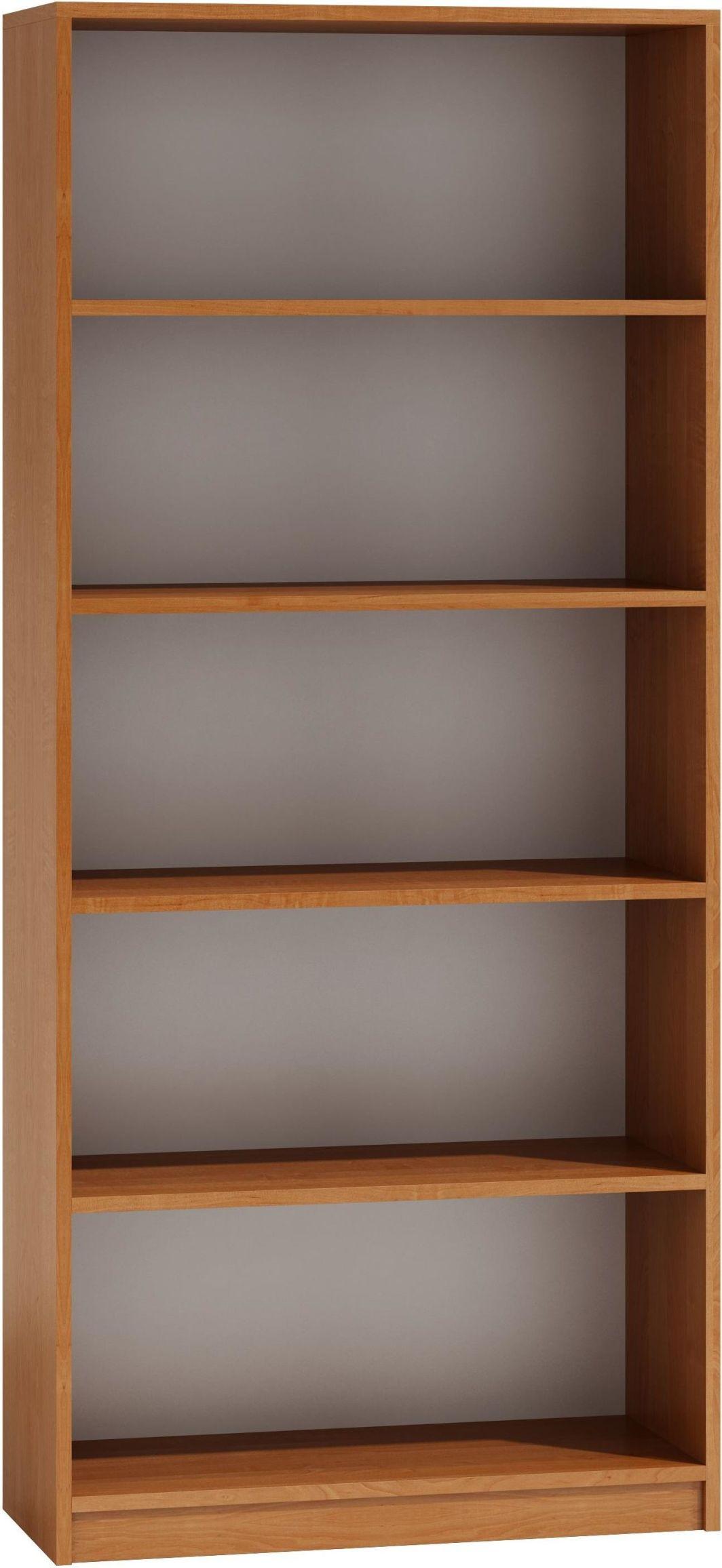 TopEshop Regał 80cm szafka książki segregatory r80 olcha 1