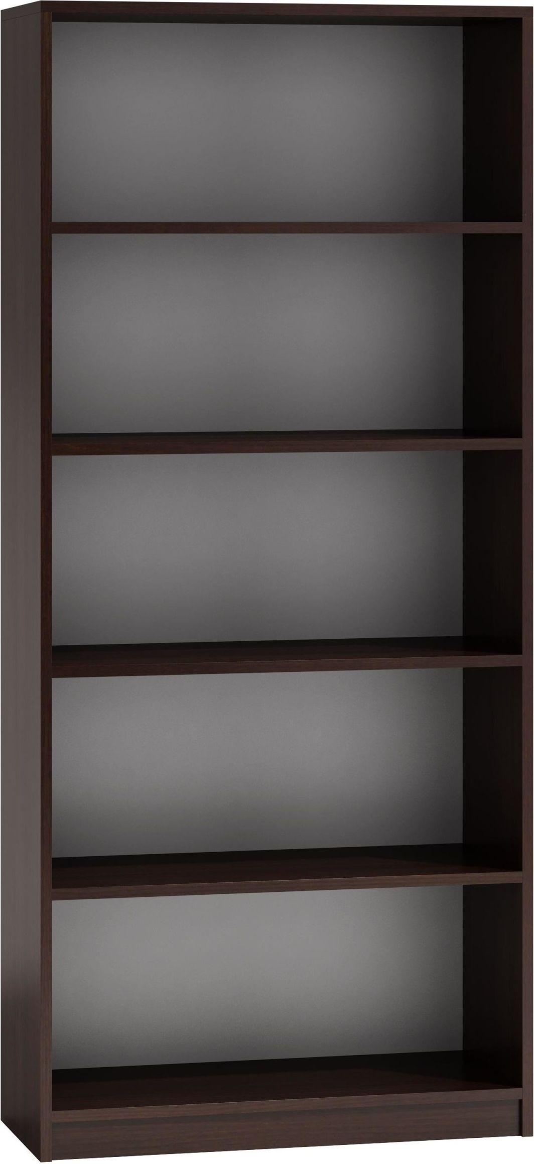 TopEshop Regał 80cm szafka książki segregatory r80 wenge 1