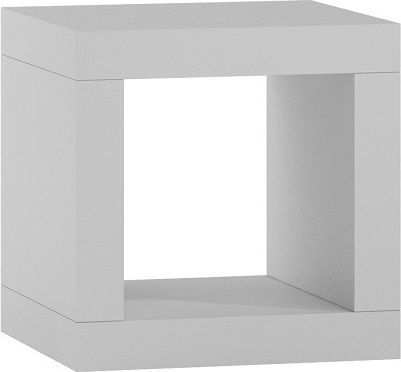 TopEshop Regał stolik nocny szafka wymiar 42x42 kalax 1x1 1