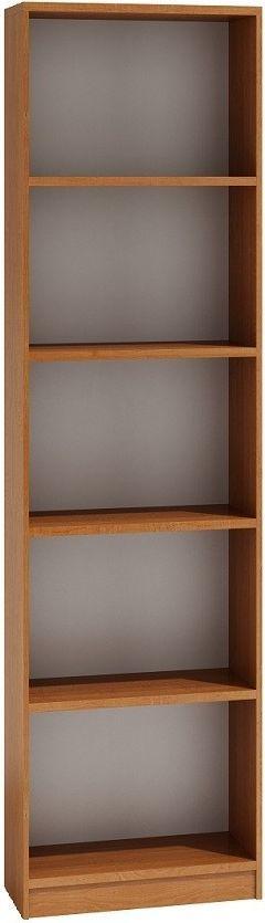 TopEshop Regał 40cm półka szafka książki segregatory olcha 1