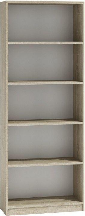 TopEshop Regał 60cm półka szafka książki segregatory sonoma 1
