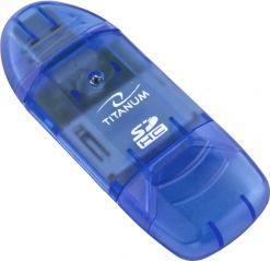 Czytnik Titanum TA101B USB 2.0 1
