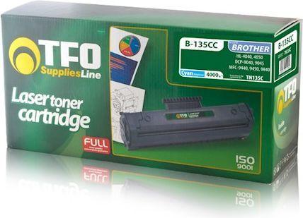 TelForceOne Toner B-135CC /TN135C (Cyan) 1