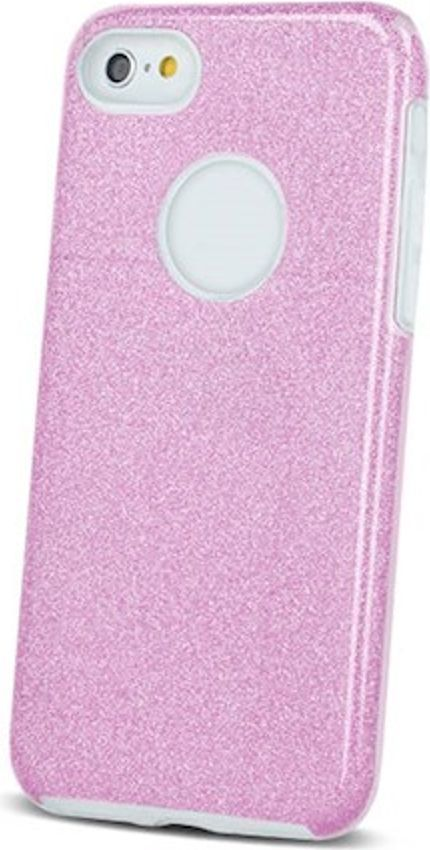 TelForceOne Nakładka Glitter 3in1 do Huawei P20 Lite różowa 1
