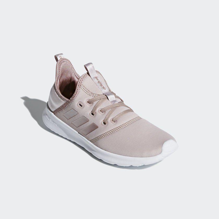 Buty sportowe damskie Adidas Cloudfoam Pure beżowe DB1769