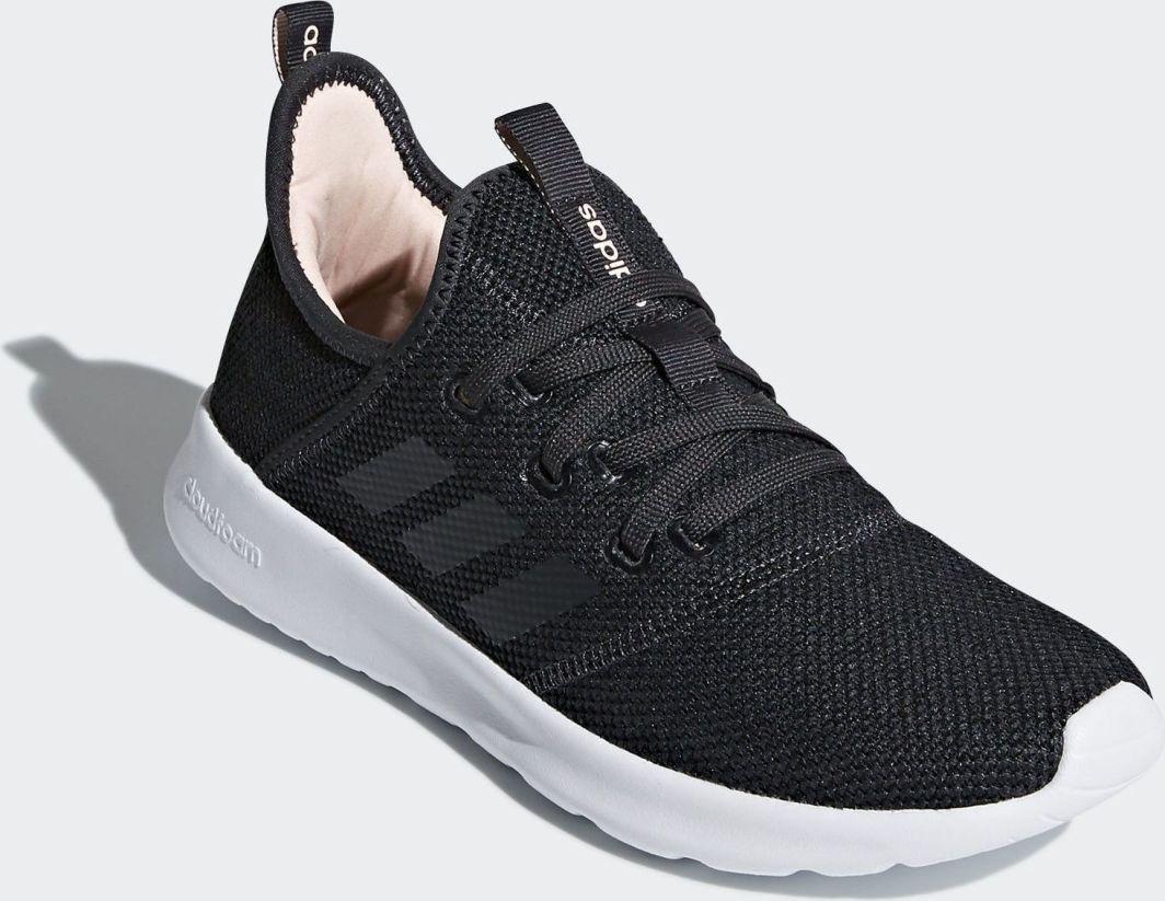 Adidas Buty sportowe damskie Cloudfoam Pure czarne r. 40 23 (DB1165 ) ID produktu: 4565797