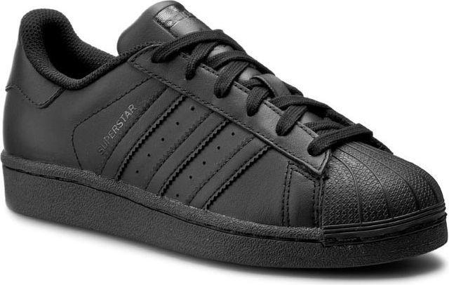Adidas Buty damskie Superstar Foundation czarne r. 38 23 (B25724) ID produktu: 4565802