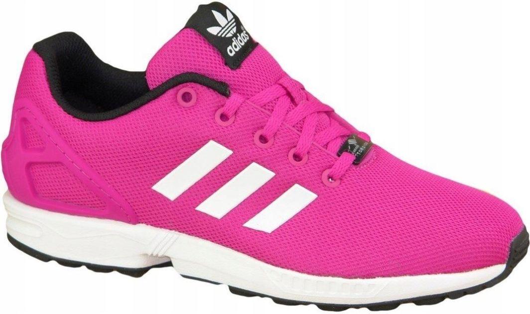 Adidas Buty damskie ZX Flux K różowe r. 36 23 (S74952) ID produktu: 4565811