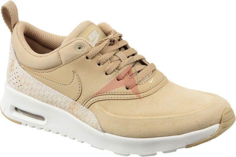 dobry najlepiej tanio Cena obniżona Nike Buty damskie Air Max Thea Premium beżowe r. 35 1/2 (616723-203) ID  produktu: 4566116