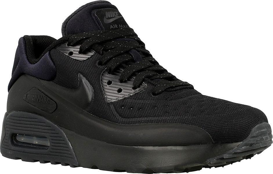 Nike Buty dziecięce Air Max 90 Ultra GS czarne r. 37 12 (844599 008) ID produktu: 4566129