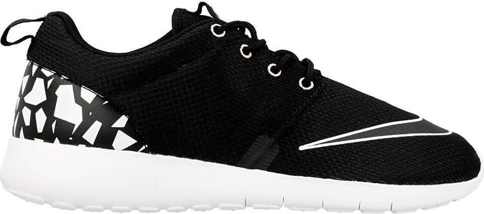448cbc0fb445 Nike Buty dziecięce Roshe One FB Gs czarne r. 36 (810513-001) w  Sklep-presto.pl