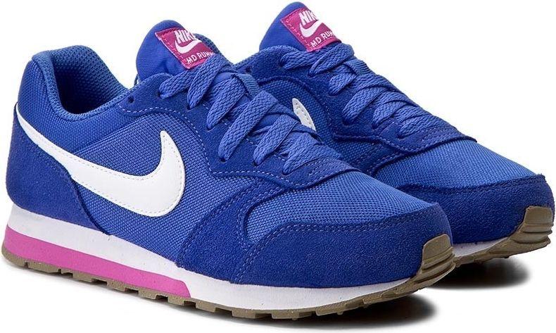 najnowszy kupuj bestsellery Darmowa dostawa Nike Buty damskie Md Runner 2 GS granatowe r. 36 (807319-404) ID produktu:  4566164