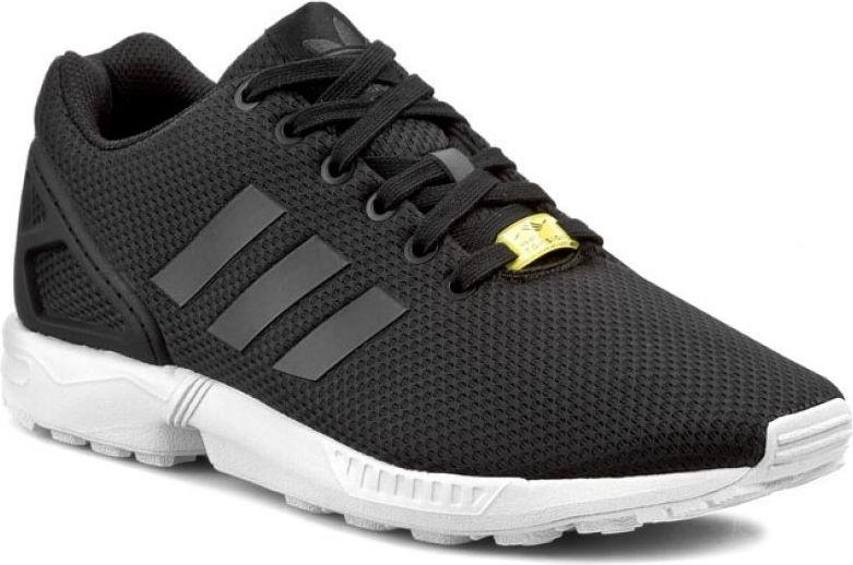 Adidas Buty męskie ZX Flux czarne r. 43 13 (M19840) ID produktu: 4566535
