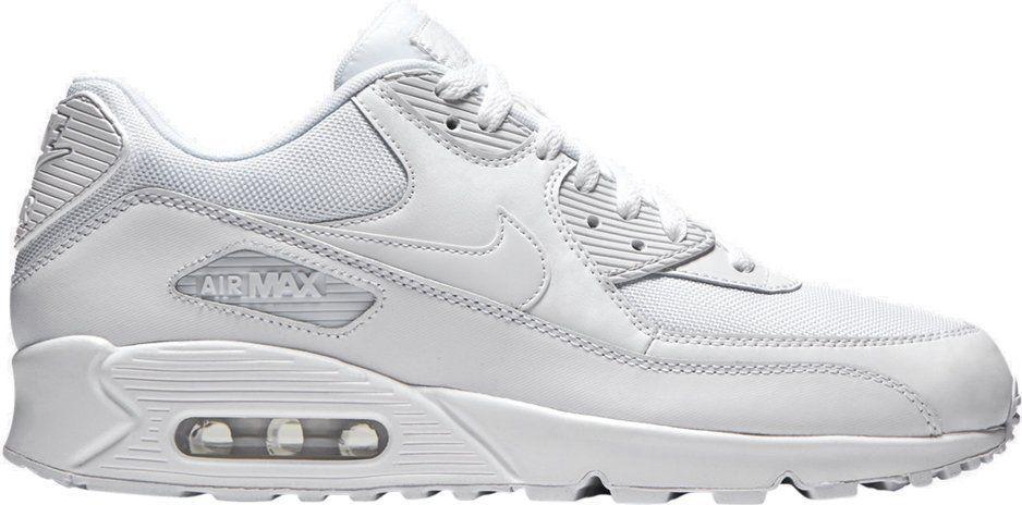 Explícito Menos anunciar  Nike Buty męskie Air Max 90 Essential białe r. 45.5 (537384-111) w  Sklep-presto.pl