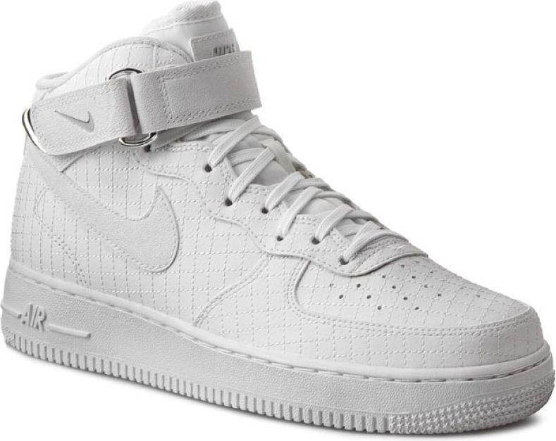 brak podatku od sprzedaży na stopach o Kup online Nike buty męskie Air Force 1 Mid' 07 LV8 białe r. 44.5 (804609-100) ID  produktu: 4566996