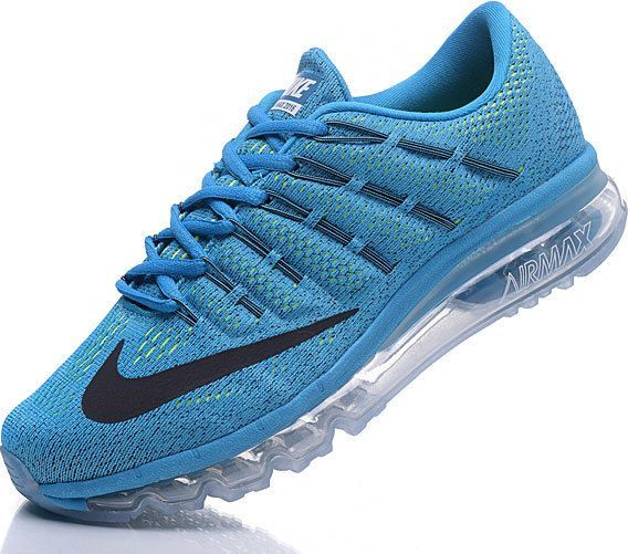 Nike Buty męskie Air Max 2016 niebieskie r. 44 (806771 400) ID produktu: 4567004