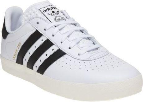 kupuj bestsellery informacje o wersji na najlepsza strona internetowa Adidas Buty męskie 350 białe r. 46 (CQ2780) w Sklep-presto.pl