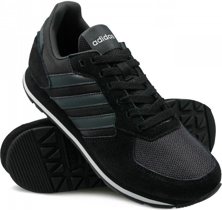 Adidas Buty damskie 8K czarne r. 38 (DB1742) ID produktu: 4567558
