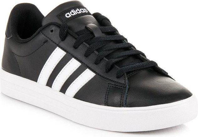 8ec332cd Adidas Buty męskie Daily 2.0 czarne r. 41 1/3 (DB0161) w Sklep-presto.pl