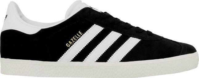 Adidas Buty dziecięce Gazelle czarne r. 38 23 (BB2502) w Sklep presto.pl