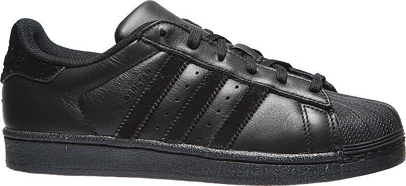 Adidas Buty dzieci?ce Superstar czarne r. 36 23 (BZ0358) ID produktu: 4568096