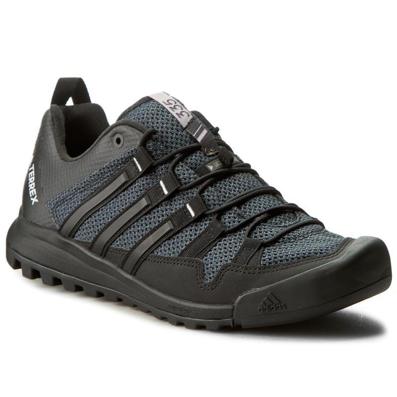 Adidas Buty męskie Terrex Solo szare r. 44 (BB5561) w Sklep presto.pl