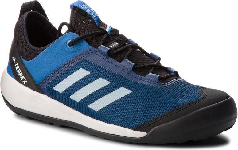 2017 męskie niebieski buty outdoor adidas terrex swift solo