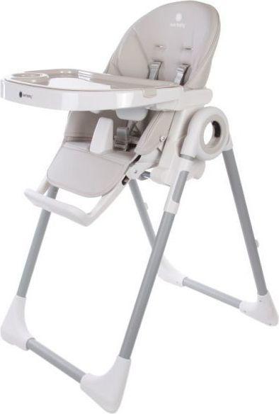 Sun Baby Krzesełko do karmienia Fidi szare ID produktu: 4568354