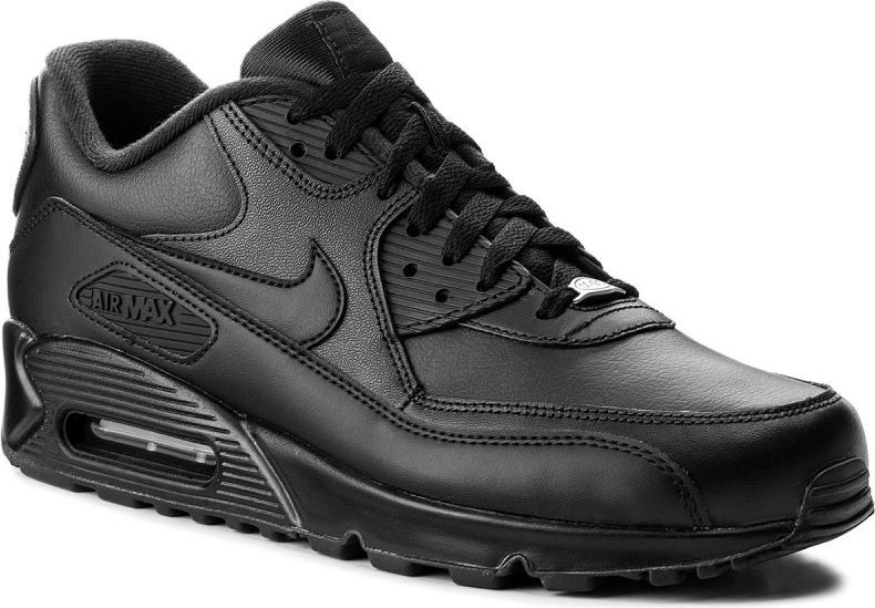 Buty Nike Air Max 90 granatowe zimowe męskie r. 42