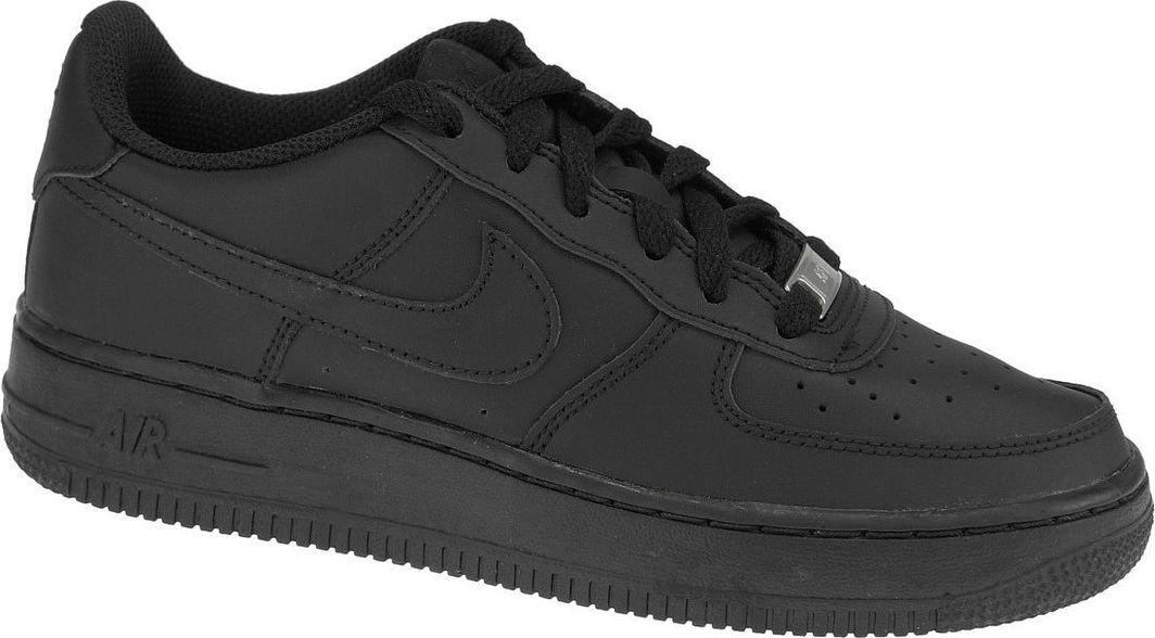 9750f846 Nike Buty damskie Air force 1 Gs czarne r. 39 (314192-009) w Sklep-presto.pl