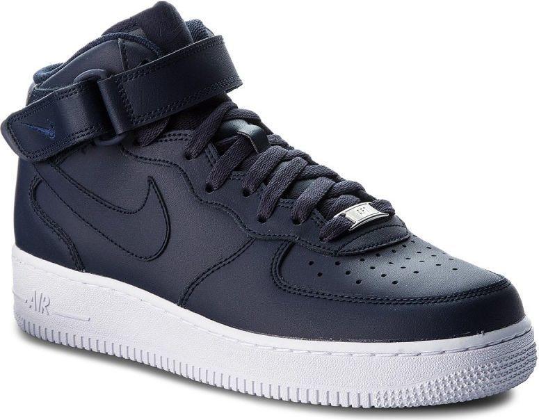 Nike buty męskie Air Force 1 Mid '07 granatowe r. 40 12 (315123 415) ID produktu: 4570181