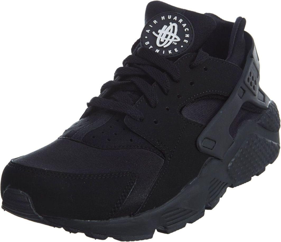 separation shoes 59f9a 1d708 Nike Buty męskie Air Huarache Triple czarne r. 45.5 (318429-003)