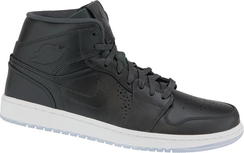 buty do biegania najlepsze podejście przedstawianie Nike Nike Air Jordan 1 Mid 629151-003 czarne 42,5 ID produktu: 4570345