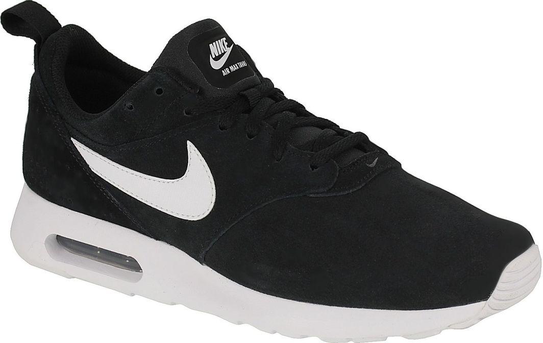 Nike Buty męskie Air Max Tavas Ltr czarne r. 44.5 (802611 001) ID produktu: 4570541