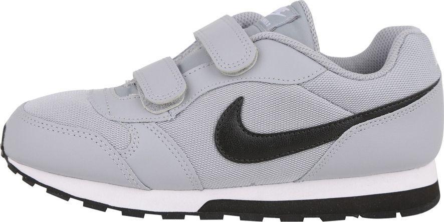 Nike Buty dziecięce Md Runner 2 PSV czarno szare r. 35 (807317 003) ID produktu: 4570575