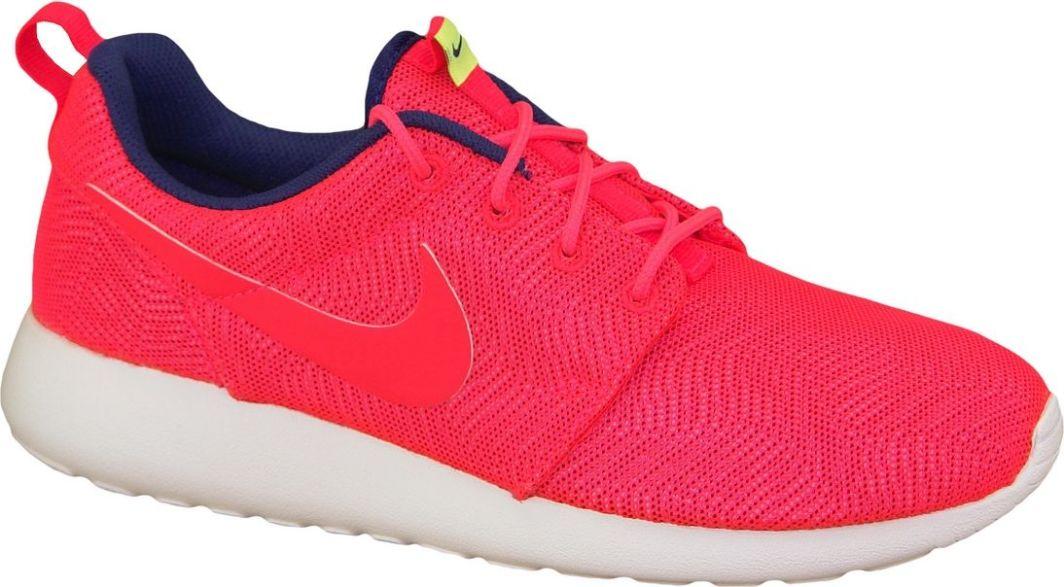 sprzedaż obuwia nowe obrazy różne wzornictwo Nike Buty damskie Roshe One Moire czerwone r. 36 (819961-661) w  Sklep-presto.pl