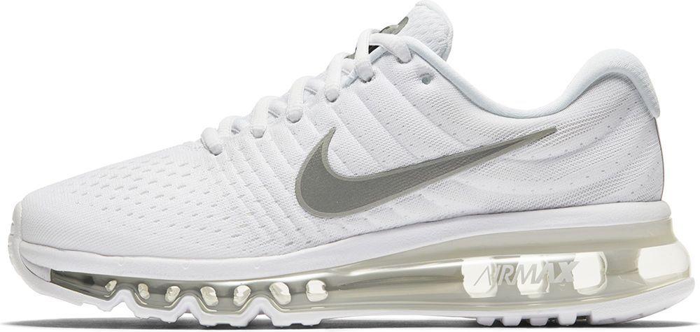 Nike Buty damskie Air Max 2017 GS białe r. 39 (851622 100) ID produktu: 4570725