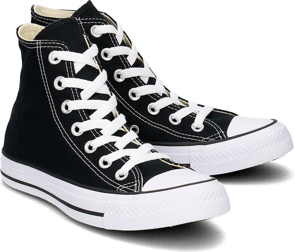 Converse Trampki męskie C. Taylor All Star Hi Black czarne r. 45 (M9160) ID produktu: 4571433