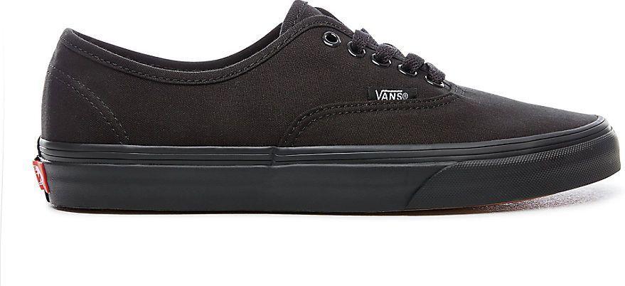 Buty Skate Damskie Vans Authentic Czarne