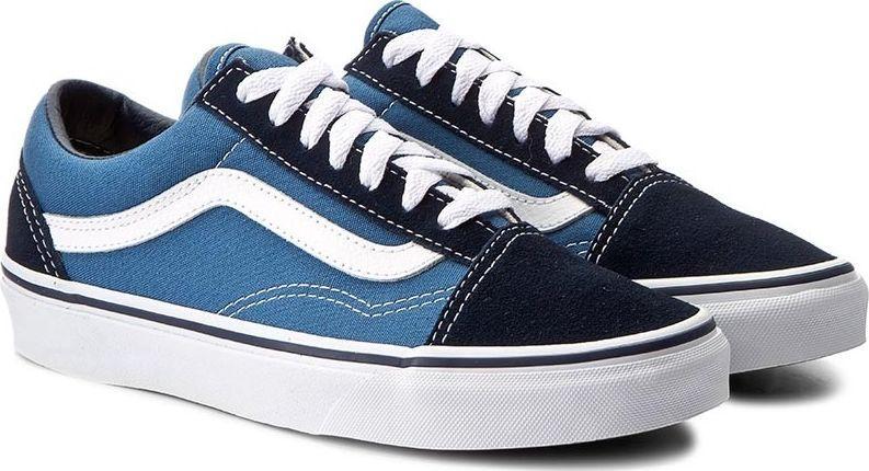 nowy wygląd na wyprzedaży oferować rabaty Vans Buty damskie Old Skool niebieskie r. 36 (VD3HNVY) ID produktu: 4571802