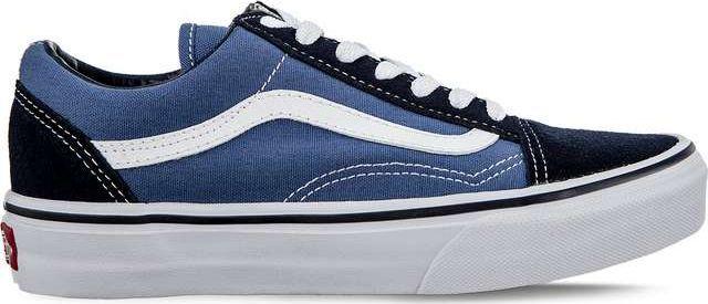 klasyczny buty na codzień odebrać Vans Buty męskie Old Skool niebieskie r. 40.5 (VD3HNVY) ID produktu: 4571808