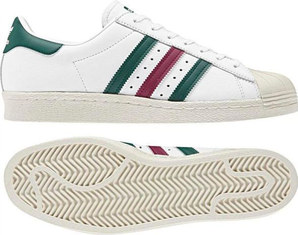 Adidas Buty męskie Superstar 80S białe r. 46 (CQ2654) ID produktu: 4572583