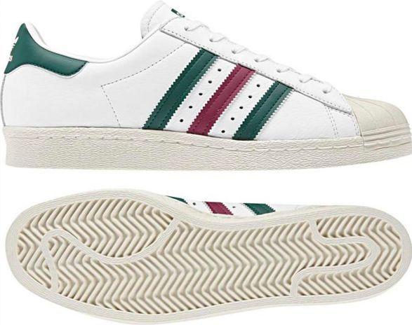 Adidas Buty męskie Superstar 80S białe r. 42 (CQ2654) ID produktu: 4572594