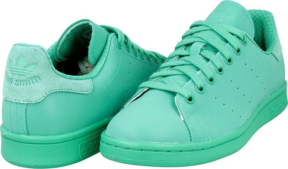 buty adidas damskie turkusowe