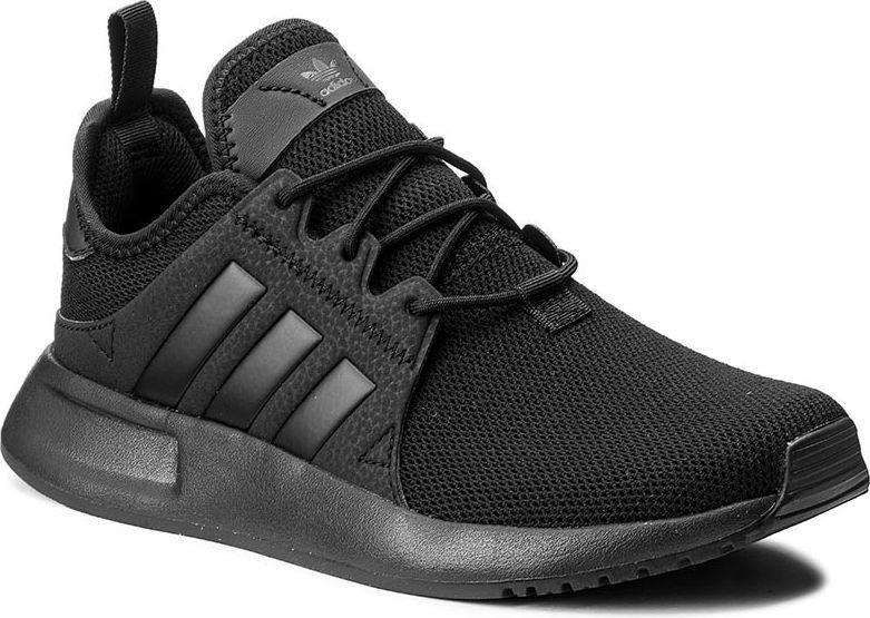 Adidas Buty dziecięce X_PLR czarne r. 36 2/3 (BY9879) 1